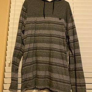 Grey Zoo York hoodie